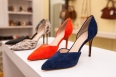 New Spring Collection by Nine West, open pumps $179.99 available in the Shoe boutique